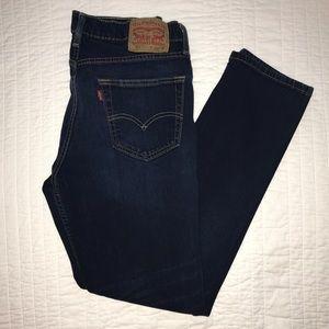 Men's Levi 511 Jeans 34W 32L